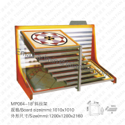 Mosaic Tile Pattern Stand Display-MP004