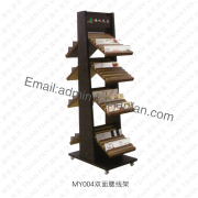 Ceramic Tile Stone Display Rack-MY004