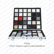 PX002 Stone Sample Box