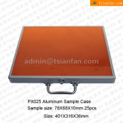 PX025 Stone Sample Case