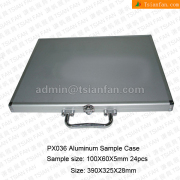 PX036 Stone Sample Cases/Brochure