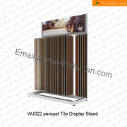Floor Tile Metal Display Stand-WJ022