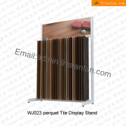 Wood Fooring Tile Display Rack-WJ023