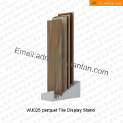 Wood Fooring Tile Display Rack-WJ025