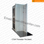 Ceramic Tile Display Shelf-CT047