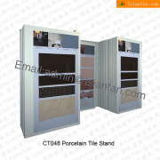 Ceramic Tile Display Stand-CT048