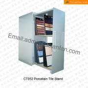 Floor Tile Display Rack-CT052