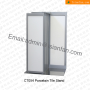 Bathroom Floor Tile Display Cabinet-CT054