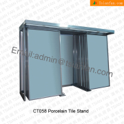 Wall Tile Display Stand-CT058
