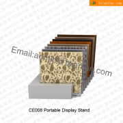CE008 Simple Granite Stone Display Stands