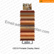 CE018 Display Stand for Laminated Floor Tile