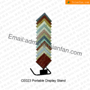 CE023 Portable Stone Tile Display Stand