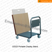 CE025 Metal Display Stands for Stone and Ceramic Tile