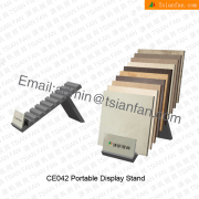 Stone Tile Metal Display Rack-CE042