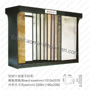 SD011 Double Sides Horizontal Drawing Counter