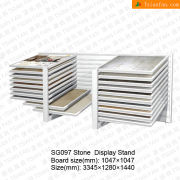 Granite Slabs Tile Display Rack-SG097