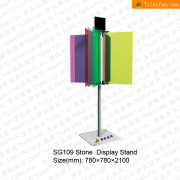 Stone Tile Design Display Stands-SG109