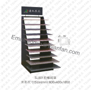 SL001 Stair Tile Rack