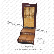 Ceramic Tile Stair Display Rack-SL003