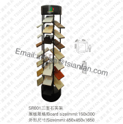 Stone Quartz Display Rack-SR001