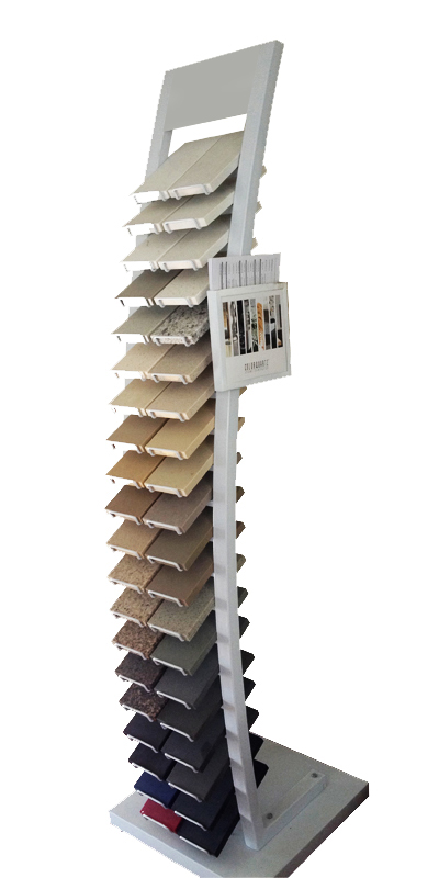 Artificial Stone Display Rack-SR017