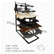 Stone Stand Countertop Displays-ST007