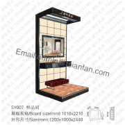 Stone Marblie Showroom Display-SY007