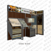 Stone Marble Tile Cabinet-SZ003
