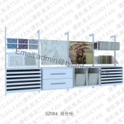 Ceramic Tile Display Cabinet-SZ004
