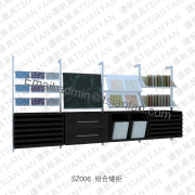 Ceramic Tile Sample Display Cabinet-SZ006