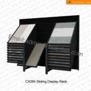 CX084 Factory Direct Sale Ceramic Tile Showing Display Stand