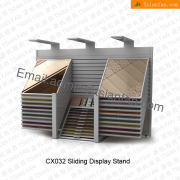CX032 Free Display Stand Rack for Stone and Ceramic Tile