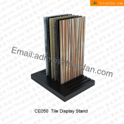 Floor tile tabletop display stand-CE050