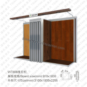 WT008 Stable Wood Timber Rack