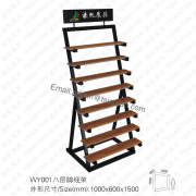 WY001 Eight Levels Bottom Line Rack