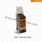 Wood Fooring Tile Display Rack-WJ011