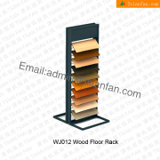 Wood Fooring Tile Display Rack-WJ012