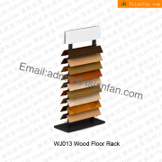 Wood Fooring Tile Display Rack-WJ013
