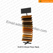 Wood Fooring Tile Display Rack-WJ015