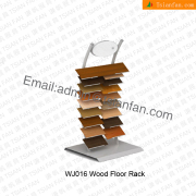 Wood Fooring Tile Display Rack-WJ016