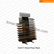 Wood Fooring Tile Display Rack-WJ017