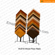 Wood Fooring Tile Display Rack-WJ018