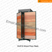 Wood Fooring Tile Display Rack-WJ019